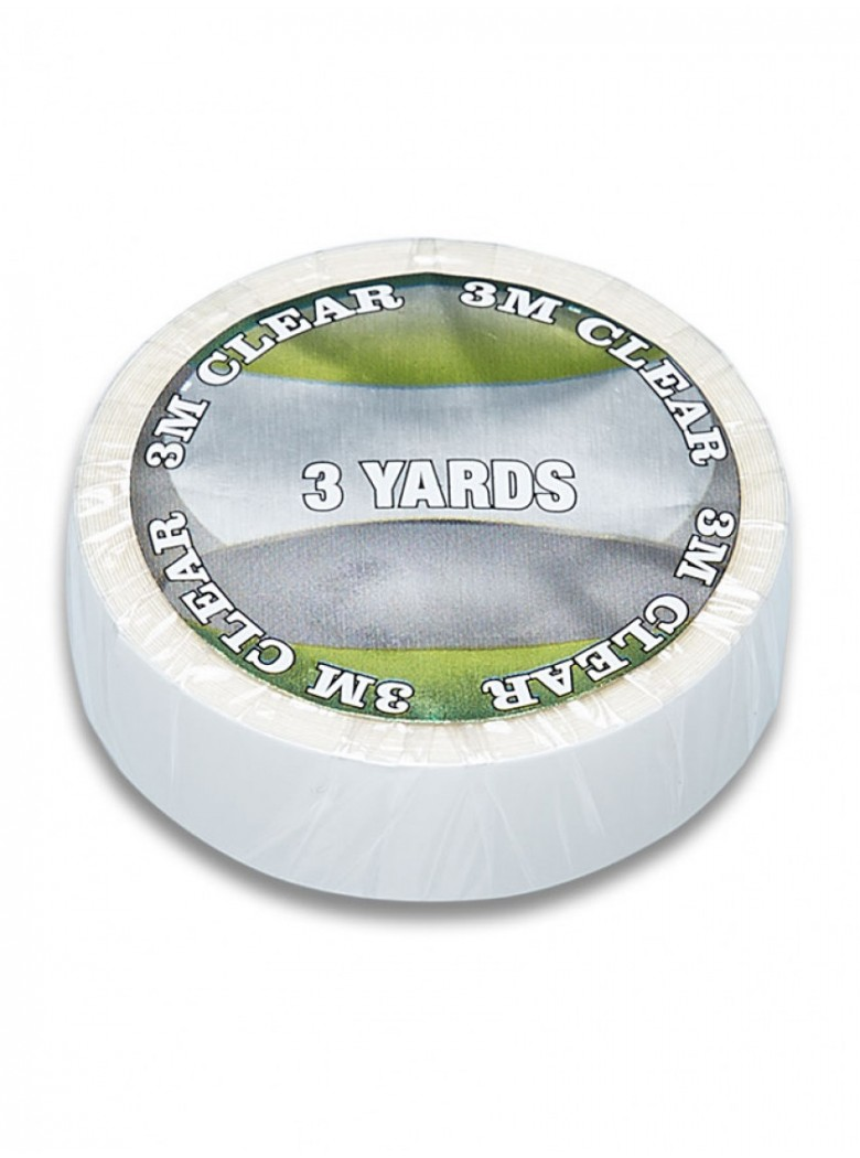 "1/2"" 3 Yards Clear Tape by Jon Renau"