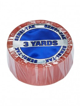 "1"" 3 Yard Red Liner Tape Roll by Jon Renau"