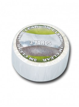 "3/4"" 3 Yards Clear Tape by Jon Renau"