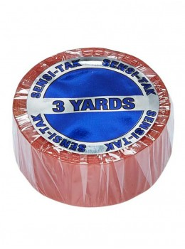 "3/4"" Inch 3 Yards Red Liner Tape Roll by Jon Renau"