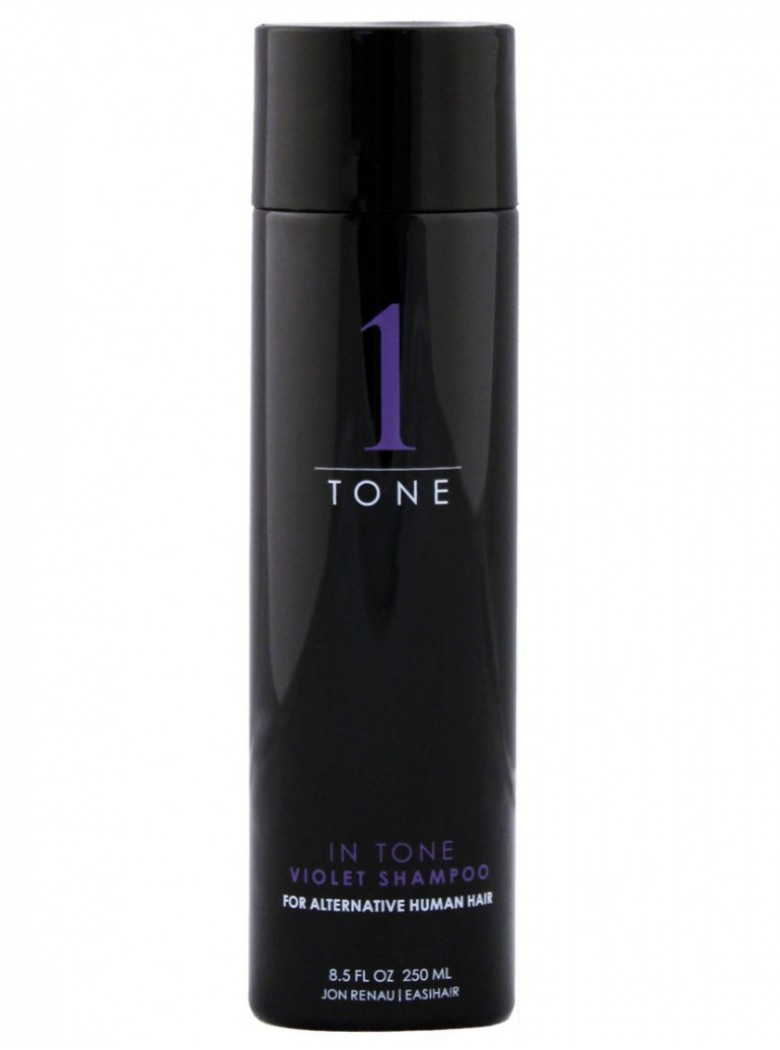 Easihair In Tone Violet Shampoo For Human Hair by Jon Renau
