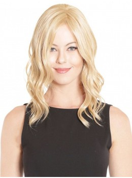 "Lace Front Mono Top Wave - 6.5"" X 6"" Base 