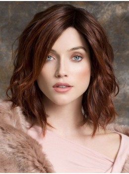 Spirit II | Remy Human Hair/ Synthetic Blend Lace Front Mono Top Wig (Hand-Tied) by Ellen Wille