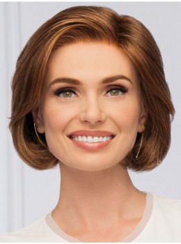 Sheer Style Large | Synthetic Hair Lace Front Wig (Mono Part) by Gabor