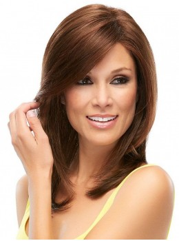Julia | Synthetic Hair Lace Front Wig (Mono Top) by Jon Renau