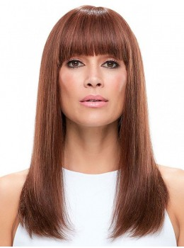 Lea Exclusive | Remy Human Hair Mono Top Wig (Hand Tied) by Jon Renau