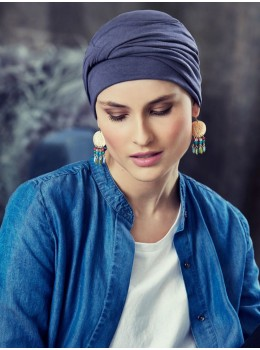 Edith V Turban | Headwear by Christine Headwear