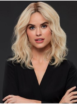 Margot | Remy Human Hair Lace Front Mono Top Wig (HT) by Jon Renau