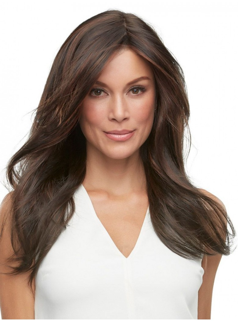 Kaia | Synthetic Lace Front Mono Top Wig (Hand Tied) by Jon Renau (PRE-SALE)