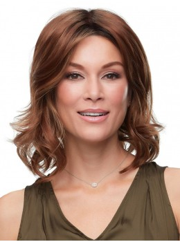 Kendall | Synthetic Lace Front Wig (Mono Top) by Jon Renau