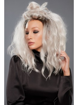 Rachel | Synthetic Lace Front Mono Top Wig (Hand Tied) by Jon Renau