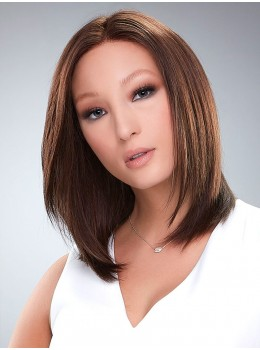 Carrie Hand Tied | Remy Human Hair Lace Front Wig (Mono Top) by Jon Renau