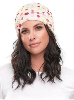 The Elegant Softie Print | Headwear by Jon Renau