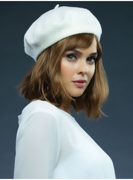 Wavy Bob Halo | Synthetic Hairpiece by Rene of Paris