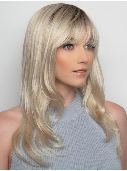 Angela | Synthetic Wig (Single Mono) by Rene of Paris
