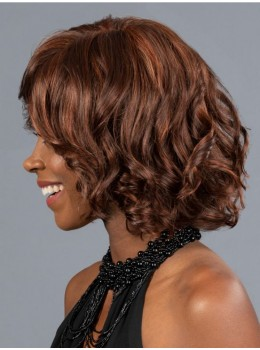 Shayna | Synthetic Lace Front Mono Part Wig (Hand-Tied) by TressAllure