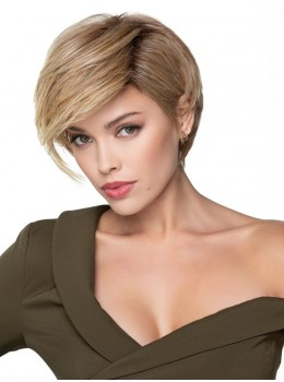 Angled Pixie | HF Synthetic Wig (Basic Cap) by TressAllure