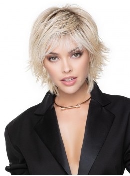 Razor Cut Shag | HF Synthetic Wig (Basic Cap) by TressAllure