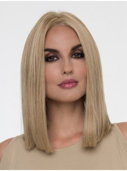Chelsea | Human Hair/ Synthetic Blend Wig (Mono Top) by Envy