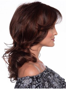 Selena | Human Hair/ Synthetic Blend Wig (Basic Cap) by Envy
