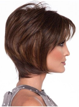Whitney | Human Hair/ Synthetic Blend Wig (Basic Cap) by Envy