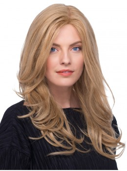 Eva | Remy Human Hair Lace Front Mono Top Wig (Hand Tied) by Estetica