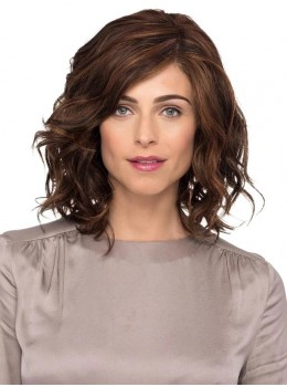 Brooklyn | Synthetic Lace Front Wig (Mono Top) by Estetica