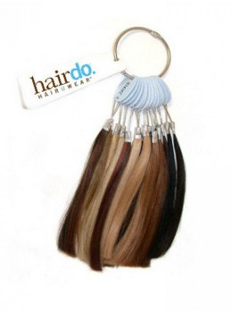 Human Hair Color Ring by Hairdo