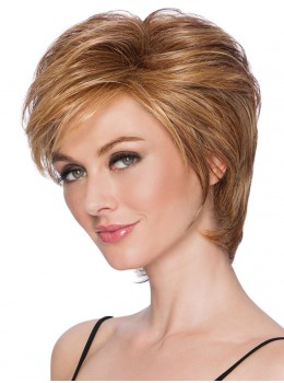 Short Tapered Crop | Tru2Life Heat-Friendly Synthetic Hair Wig by Hairdo