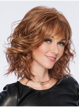 Tousled Bob | Tru2Life Heat-Friendly Synthetic Hair Wig by Hairdo
