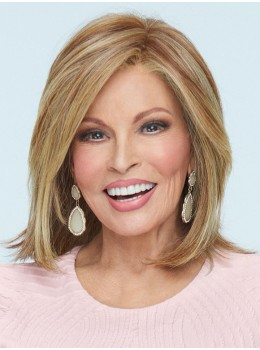 Big Time | HF Synthetic Lace Front Wig (Mono Top) by Raquel Welch
