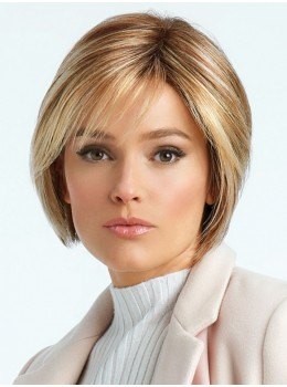 Classic Cool | Synthetic Lace Front Wig (Mono Part) by Raquel Welch