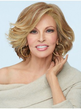 Flirt Alert | HF Synthetic Lace Front Wig (Mono Part) by Raquel Welch
