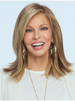 Watch Me Wow | Synthetic Lace Front Wig (Mono Crown) by Raquel Welch