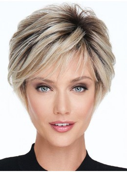 On Your Game | HF Synthetic Lace Front Wig (Mono Part) by Raquel Welch