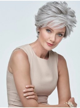 Ready For Takeoff | Synthetic Lace Front Wig (Mono Top) by Raquel Welch