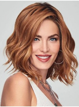 Simmer Elite | HF Synthetic Lace Front Wig (Hand-Tied) by Raquel Welch