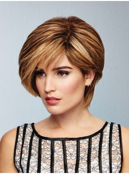 Calling All Compliments | Remy Human Hair Lace Front Wig (Hand-Tied) by Raquel Welch