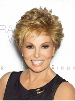 Center Stage | Synthetic Hair Lace Front Mono Top Wig (Hand Tied) by Raquel Welch