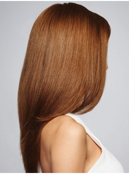 Contessa | Human Hair Lace Front Monofilament Top Wig (Hand Tied) by Raquel Welch