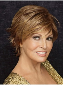 Fascination | Heat-Friendly Synthetic Hair Wig (Basic Cap) by Raquel Welch