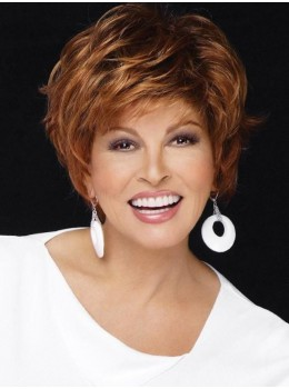 Free Spirit | Synthetic Hair Wig (Mono Top) by Raquel Welch