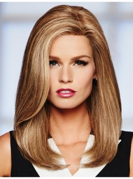High Profile |Lace Front Human Hair Wig (Mono Top) | by Raquel Welch