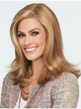 Love Love Love | Synthetic Lace Front Wig (Mono Part) by Raquel Welch