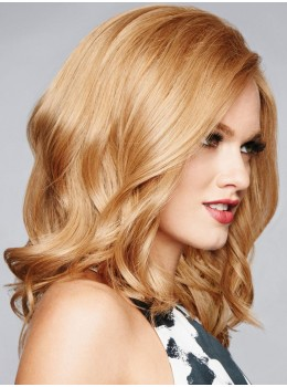 Princessa | Human Hair Lace Front Monofilament Top Wig (Hand Tied) by Raquel Welch