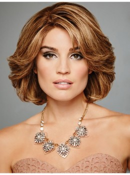 The Art of Chic | Remy Human Hair Lace Front Double Monofilament Wig (Hand Tied) by Raquel Welch