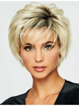 Voltage Elite | Synthetic Lace Front Wig (Mono Top) by Raquel Welch