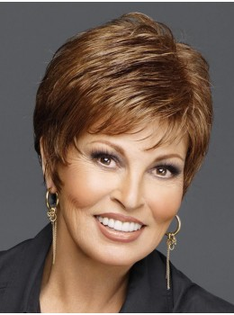 Whisper | Synthetic Hair Wig (Basic Cap) by Raquel Welch