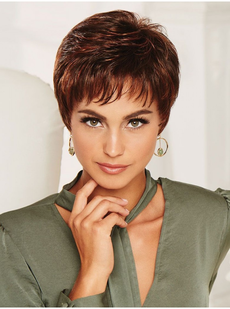 Winner Large | Synthetic Hair Wig (Basic Cap) by Raquel Welch