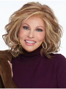 Editor's Pick Elite | HF Synthetic Lace Front Wig (Mono Top) by Raquel Welch